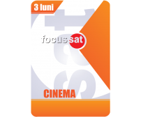 Cartela Cinema 3 luni